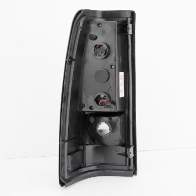 Chevy Silverado 2003-2006 LED Tail Lights Blacked Out