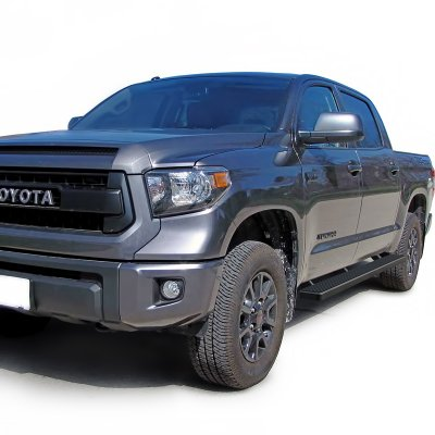 Toyota Tundra CrewMax 2014-2017 Running Boards Step Bars ...