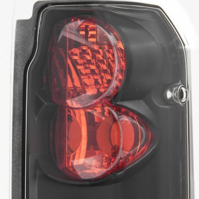 Ford F150 1989-1996 Black Altezza Tail Lights