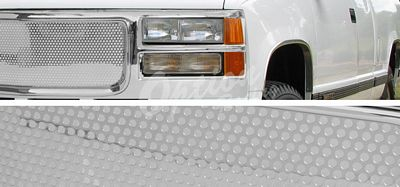 GMC Truck 1994-1998 Chrome Punch Grille