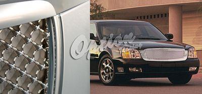 Cadillac Deville 2000-2005 Chrome Mesh Grille