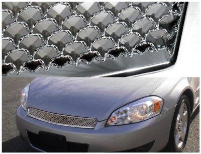 Chevy Impala Sedan 2006-2011 Chrome Mesh Grille
