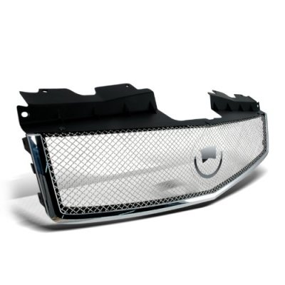 Cadillac CTS 2003-2007 Chrome Mesh Grille