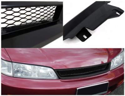 Honda Accord 1994-1997 Black Mesh Grille