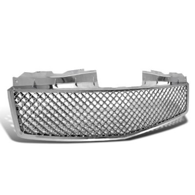 Cadillac CTS 2003-2007 Chrome Honeycomb Grille