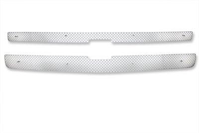 Chevy Silverado 2007-2013 Chrome Wire Mesh Grille