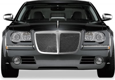 Chrysler 300 2005-2010 Chrome Bentley Style Mesh Grille