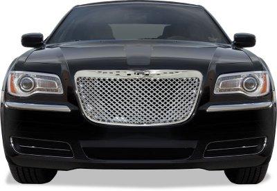 Chrysler 300 2011-2014 Chrome Mesh Grille