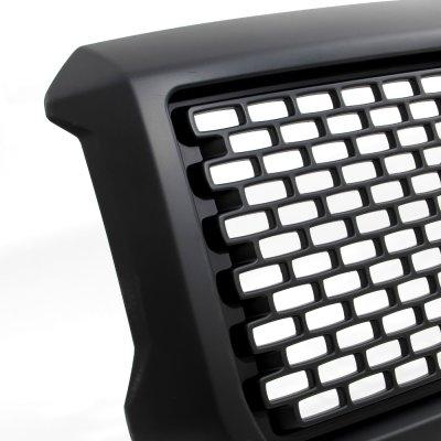 GMC Sierra 1500 2014-2015 Black Grille