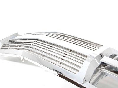 Chevy Tahoe 1995-1999 Chrome Billet Grille and LED DRL Headlights Bumper Lights