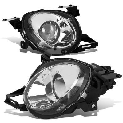 Lexus SC300 1992-1999 Clear High Beam Projector Headlights