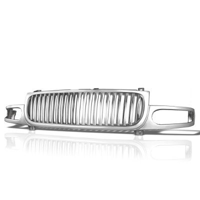 GMC_Yukon_Denali_2001 2006_Chrome_Vertical_Grille