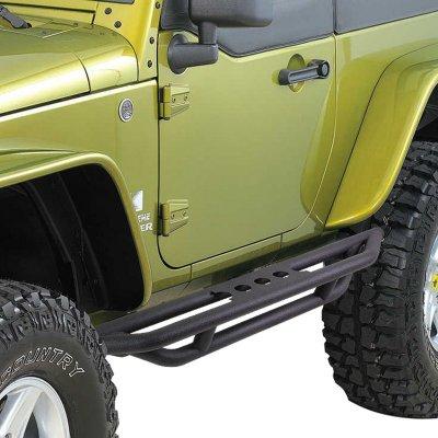 Jeep Wrangler JK 2-Door 2007-2016 Rock Sliders Steps Bars