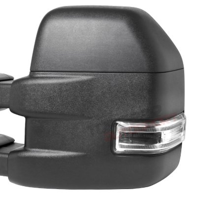 Ford F150 2015-2018 Towing Mirrors Power Heated LED Signal 22 Pins