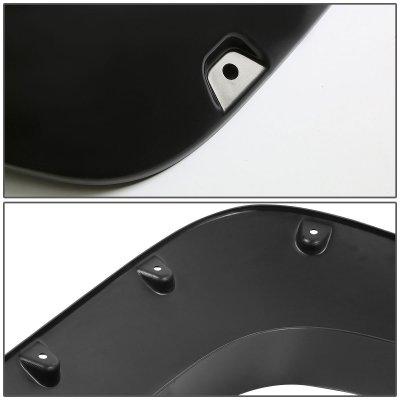 Chevy Silverado 1500 2014-2015 Fender Flares Pocket Rivet