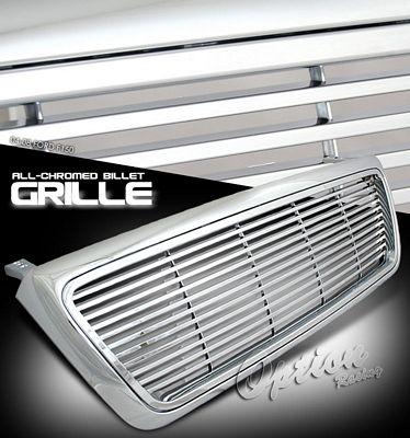 Ford F150 2004-2008 Chrome Billet Grille