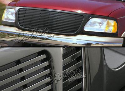 Ford F150 1999-2003 Black Billet Style Grille