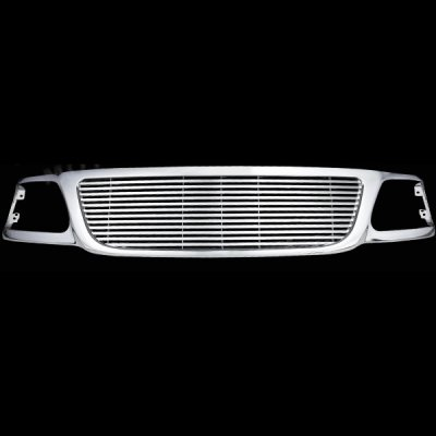Ford F150 1999-2003 Chrome Billet Style Grille