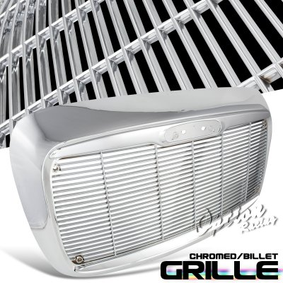 Freightliner Columbia 2000-2008 Chrome Billet Grille