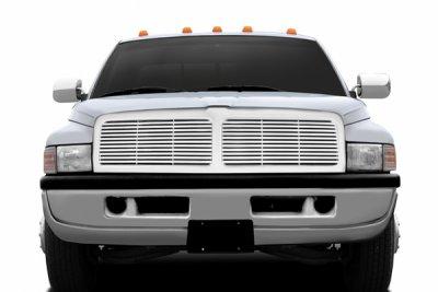Used Ram 2500 >> Dodge Ram 2500 1994-2002 Chrome Bar Billet Grille ...