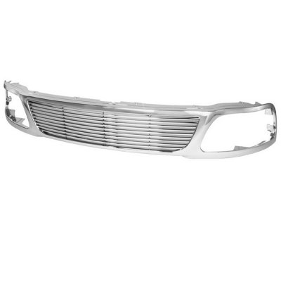 Ford F150 1997-1998 Chrome Billet Grille
