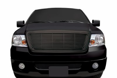Ford F150 2004-2008 Black Billet Grille