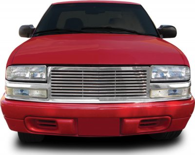 Chevy S10 1998-2004 Chrome Billet Grille