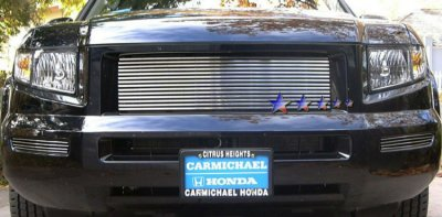 2008 Honda Ridgeline Aluminum Billet Grille