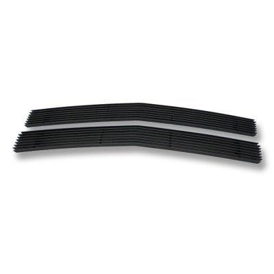Chevy 1500 Pickup 1994-1998 Black Billet Grille Insert 8 Bars