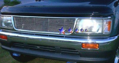 1996 Toyota T100 Aluminum Billet Grille