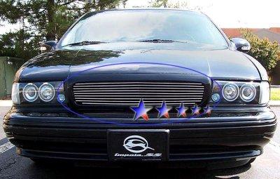 Chevy Impala Ss 1994 1996 Aluminum Billet Grille