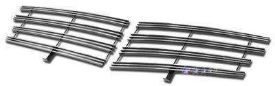 Cadillac Escalade 2007-2011 Polished Aluminum Billet Grille
