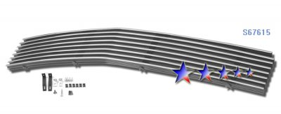 Saturn Aura 2007-2009 Aluminum Lower Bumper Billet Grille