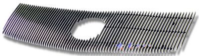 Cadillac Escalade 2002-2006 Polished Aluminum Vertical Billet Grille