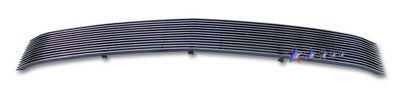 Chevy S10 1994-1997 Polished Aluminum Phantom Billet Grille