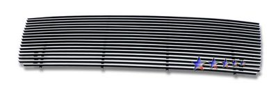Ford Bronco 1992-1997 Polished Aluminum Billet Grille