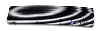 Ford F350 1992-1997 Polished Aluminum Billet Grille