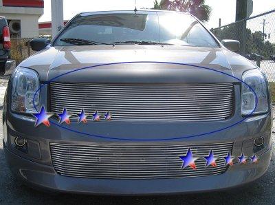 Ford Fusion 2006-2009 Aluminum Billet Grille