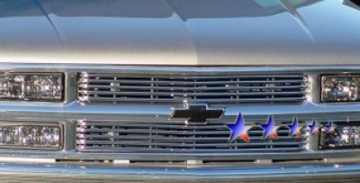 1994 Chevy 1500 Pickup Tubular Grille Insert
