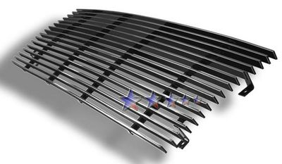 Ford Bronco 1987-1991 Polished Aluminum Billet Grille