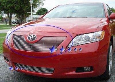 Toyota Camry 2007-2009 Aluminum Billet Grille