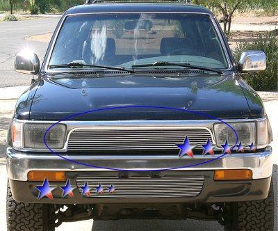 Toyota 4Runner 1992-1995 Aluminum Billet Grille