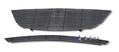 Acura MDX 2007-2008 Aluminum Billet Grille