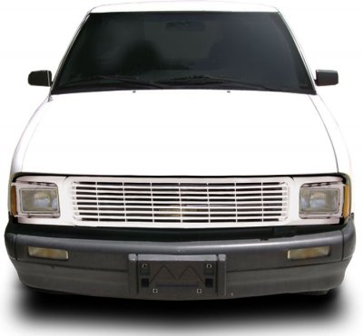 Chevy S10 Pickup 1994-1997 Chrome Billet Grille