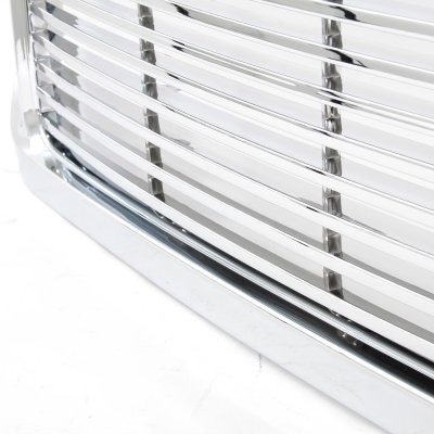 Ford F250 Super Duty 1999-2004 Front Grill Chrome Billet Style