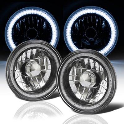 Mazda Miata 1990-1997 SMD LED Black Chrome Sealed Beam Headlight Conversion