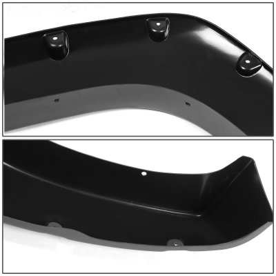 Chevy Silverado 2003-2006 Fender Flares Pocket Rivet Textured