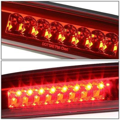 Toyota Tacoma 1995-2016 Red LED Third Brake Light