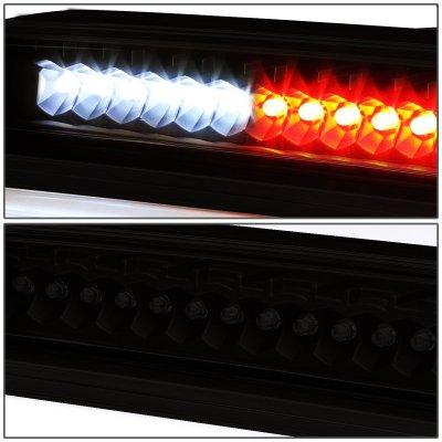 Nissan Titan 2004-2015 Black Smoked LED Third Brake Light