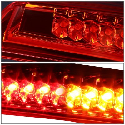 Nissan Frontier 2005-2014 Red LED Third Brake Light
